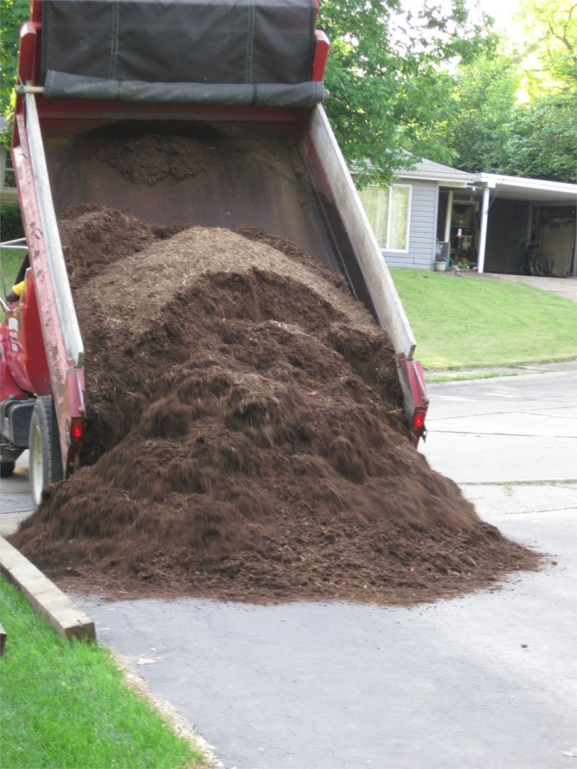 Mulch Delivery Image