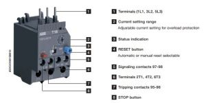 ABB Thermal Overload Relays | T16 Series