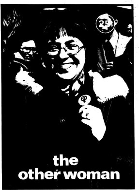 """""""The Other Woman."""" Other Woman, July-Aug 1973. Women's Studies Archive,"""