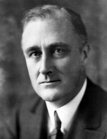 Discovering FDR through Gale Primary Sources