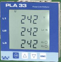 pla 33 - analizador de calidad de energía