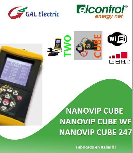 catalogo analizador portatil nanovip