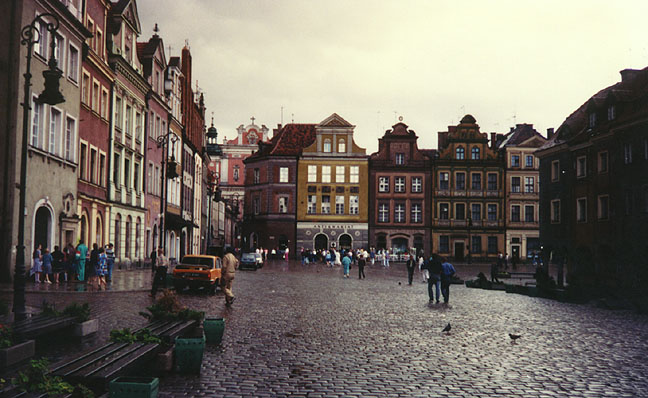 Poznan Poland Travel Photos By Galen R Frysinger