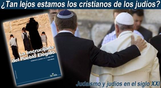 """JER10 JERUSALÉN (ISRAEL) 26/05/2014.- El rabino Abraham Skorka (i) rodea con su brazo la espalda del papa Francisco (c) durante la visita del pontífice al muro de las Lamentaciones, el lugar más sagrado del Judaísmo, situado en el corazón del casco viejo de Jerusalén (Israel) hoy, lunes 26 de mayo de 2014. En un discurso en la Explanada de la Mezquitas, tercer lugar más sagrado del Islam, el pontífice llamó a la paz y la justicia y pidió a judíos, cristianos y musulmanes que abran sus corazones y su mente para entender al otro, y pidió que nadie utilice el nombre de Dios para justificar la violencia. """"Mi peregrinación no sería completa si no incluyese también el encuentro con las personas y comunidades que viven en esta Tierra, y por eso, me alegro de poder estar con Ustedes, Amigos Musulmanes"""". dijo Francisco ante el gran muftí de Jerusalén, Mohamad Ahmad Husein, y otras autoridades islámicas. EFE/Jim Hollander"""