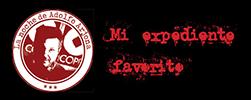 mi expediente favorito logo y sello