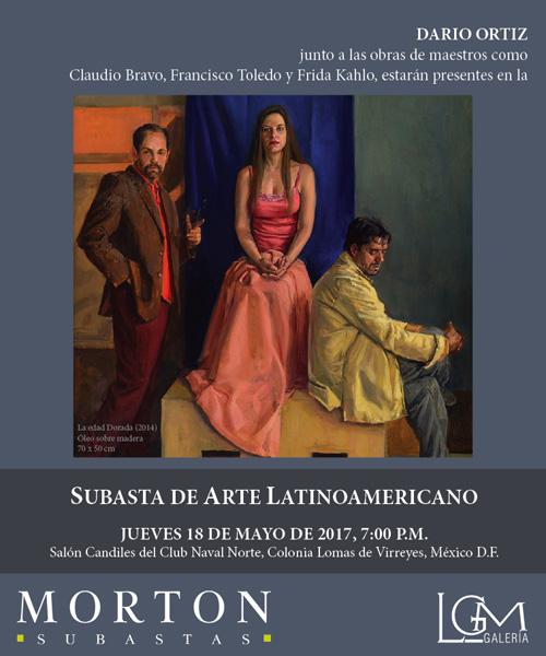 Arte Latinoamericano en Subastas Morton