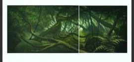 Díptico El Bosque