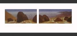 Díptico Los huevos del Teide