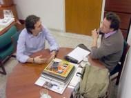Federico Gutiérrez y Carlos Naranjo