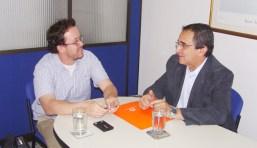 Omar Florez y Carlos Naranjo