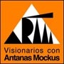 Logo Visionarios con Antanas Mockus