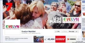 Facebook Evelyn Matthei