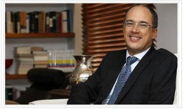 Juan Carlos Echeverry, posible candidato a la Alcaldía de Bogotá