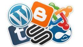 Blogs y Sitios Web