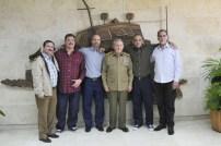 Equipo cubano de gobierno 2014