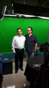 Carlos Andrés Pérez y Carlos Andrés Naranjo