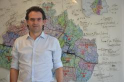 """""""En Medellín hay 1.300 cámaras de seguridad, pero hay millones en los celulares de todos. Gracias a la ciudadanía por ayudar"""", manifestó el alcalde Federico Gutiérrez Zuluaga. Foto: alponiente.com"""