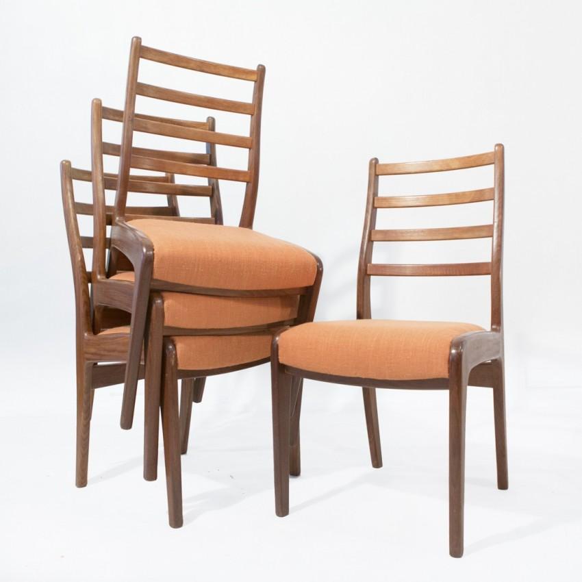 chaises en bois g plan