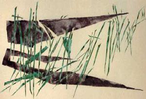 LOO 1990 76,8 x 108,5 cm