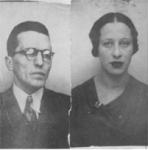 Olga Benario und Luis Carlos Prestes