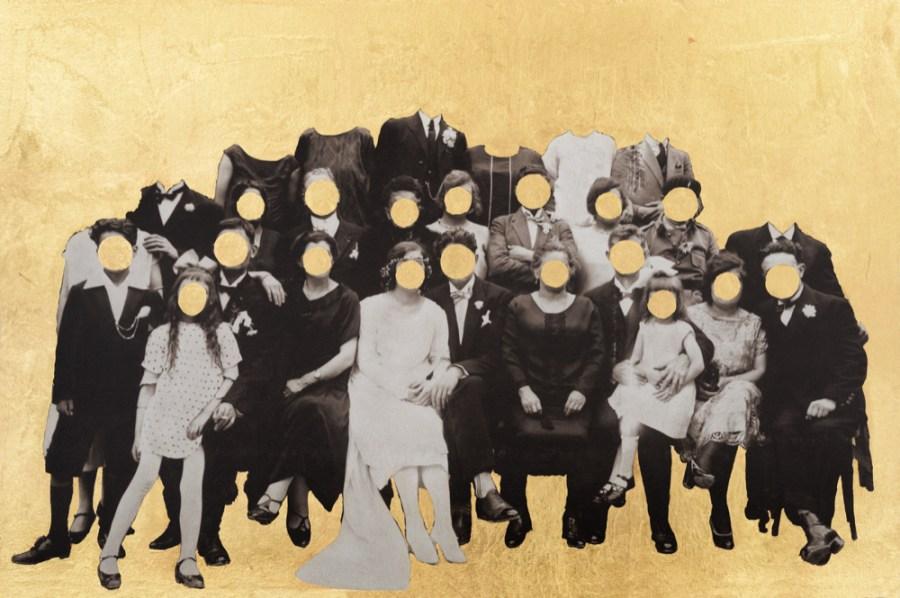 """Photo groupe famille, 2018"" - Ed. 2/7"