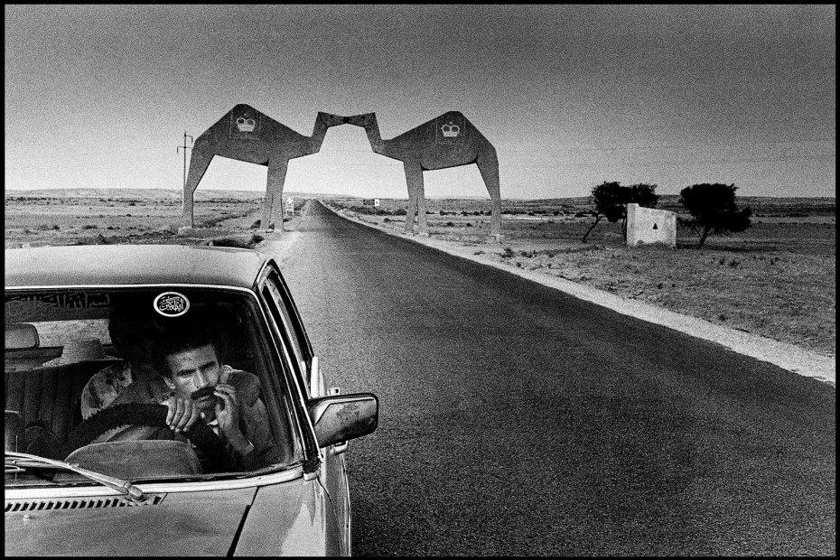 Porte du désert, Route de Tan Tan, 1991