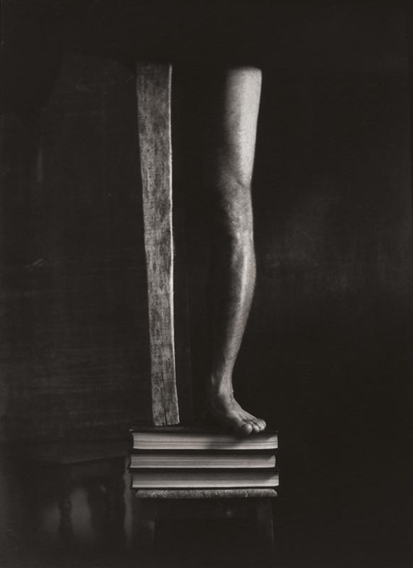 La jambe de bois
