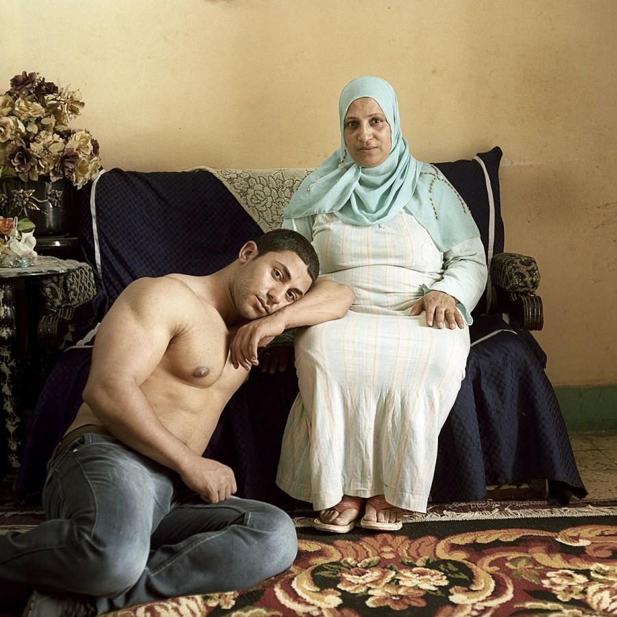 Ramy et sa mère, Dessouk 2012