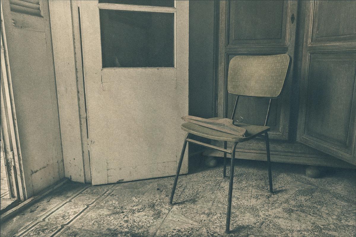 """""""La chaise du bureau"""" 2019"""