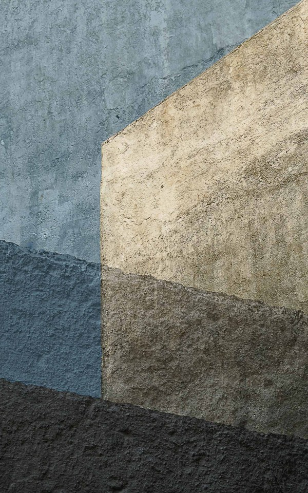 Abstraction Bleue 1, Essaouira