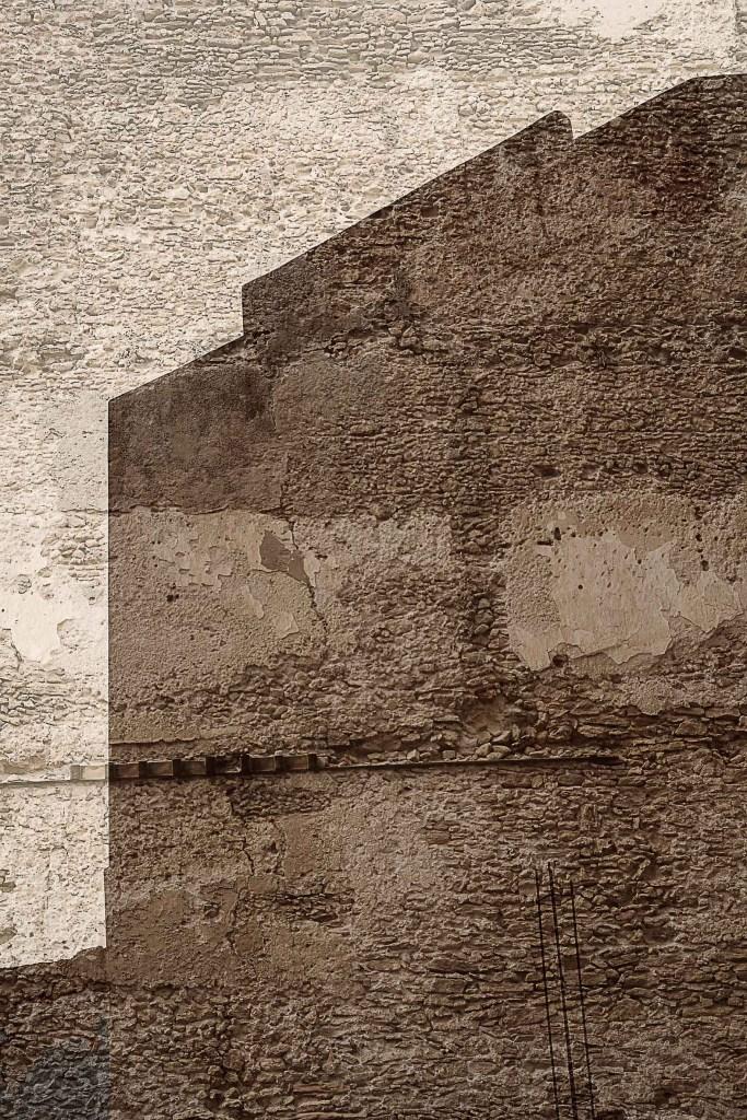 Fragment Mur 1, Essaouira