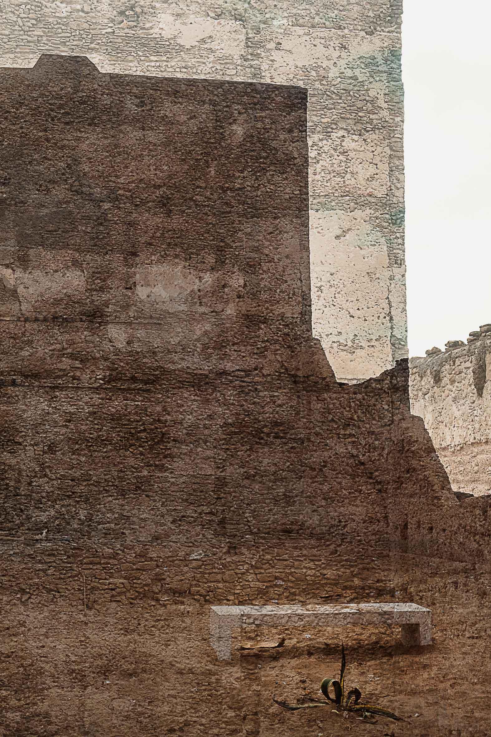 Fragment Mur 3, Essaouira