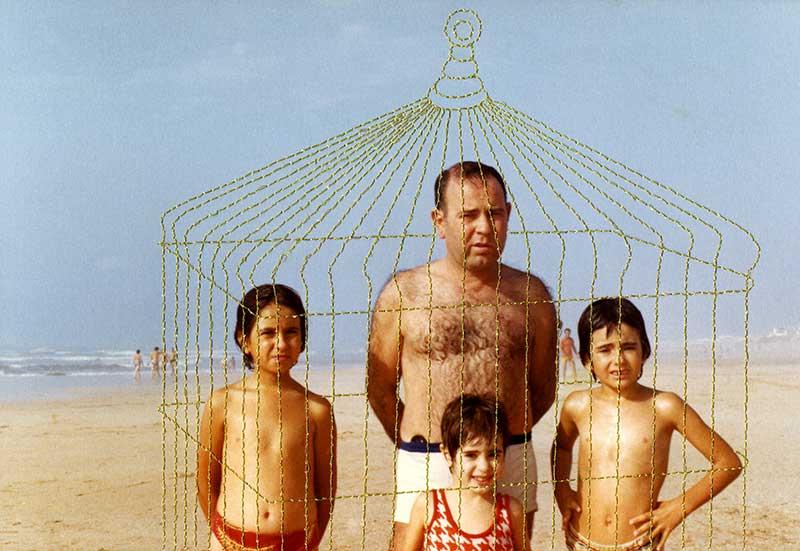 """""""La cage dorée - L'adolescence, 2012"""""""