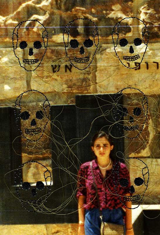 """""""Yad Vashem - L'adolescence, 2009"""""""