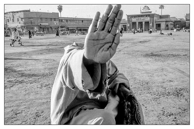 Marrakech, Mars 1987