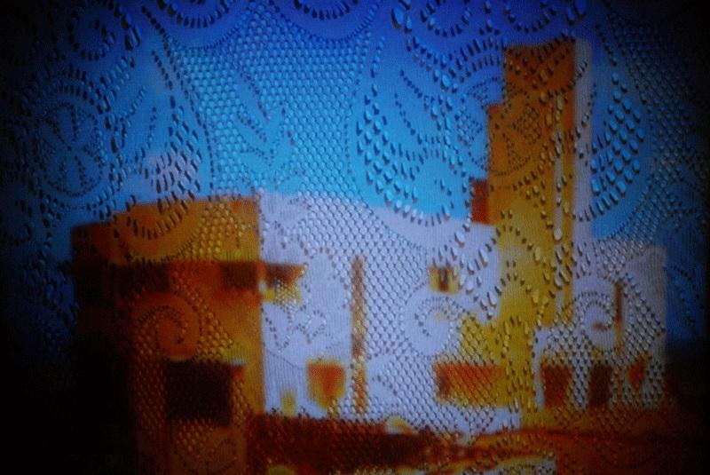 Casablanca mon amour #01 - 30 x 40 cm