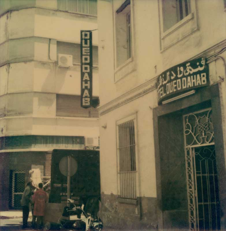 Casablanca #10, 2010 / Centre ville