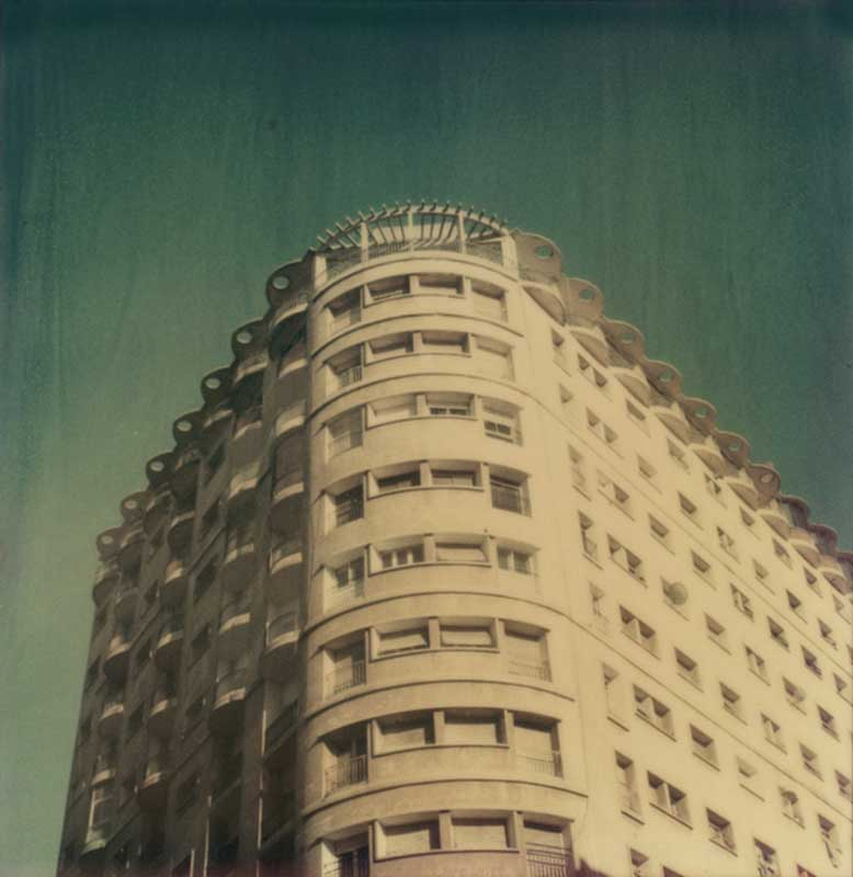 Casablanca #12, 2010 / L'immeuble Marignan