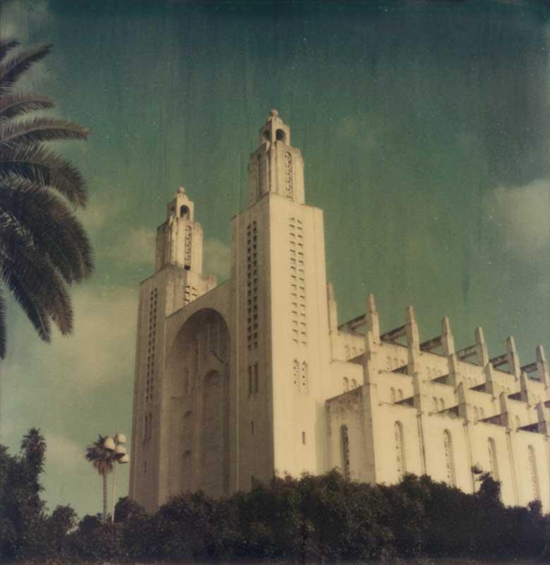 Casablanca #22, 2010 / L'église du Sacré Cœur