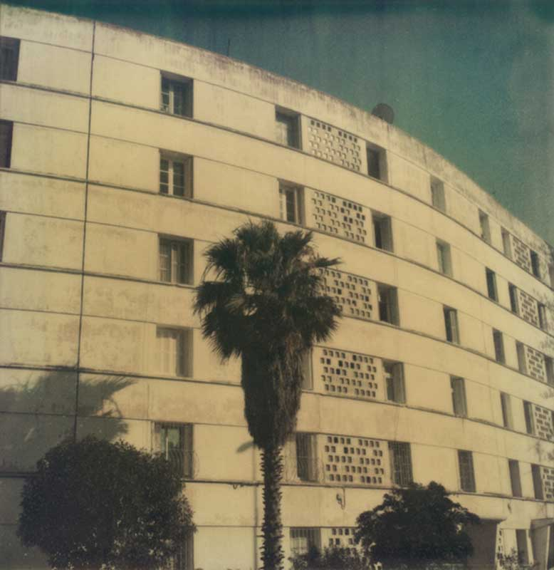 Casablanca #23, 2010 / La cité Guerrero dans le quartier C.I.L.
