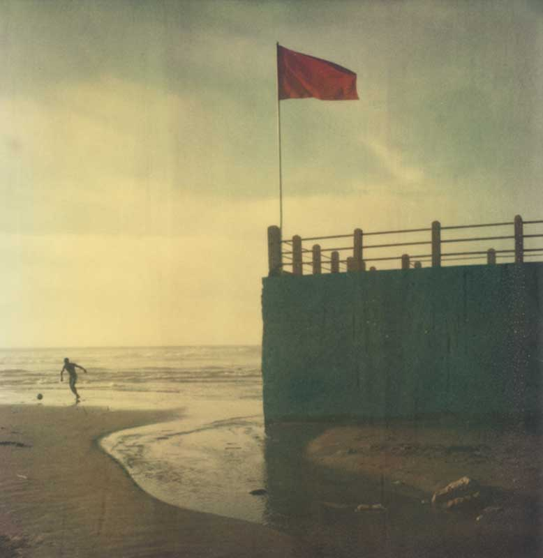 Casablanca #31, 2010 / La plage d'Aïn Diab