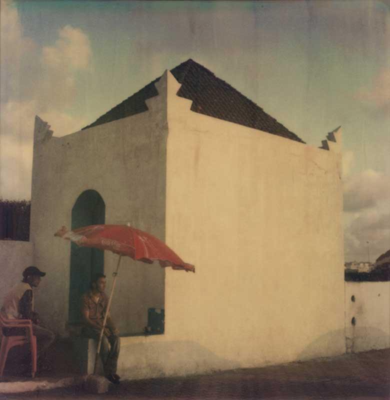 Casablanca #32, 2010 / Sur la corniche