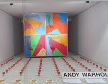 White Space – 2016 Winter – Andy WARHOL