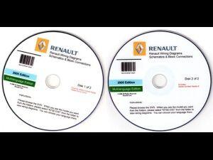 Renault Wiring Diagrams (VISU) schematy  Bixmar  Chomikujpl