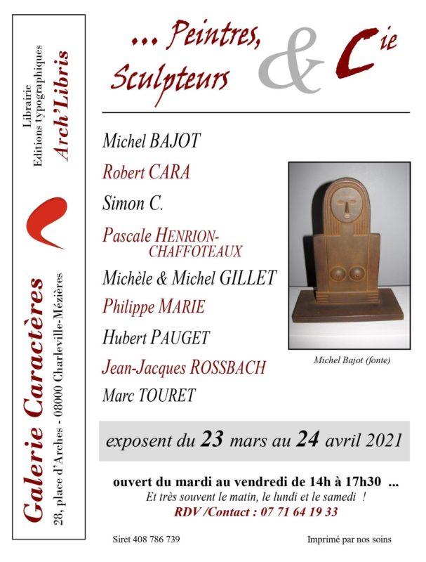 You are currently viewing Peintres, sculpteurs et Cie