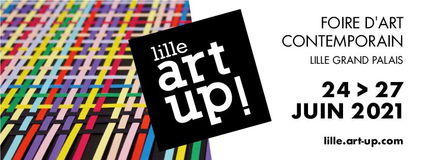 Rendez-vous expert art contemporain à la foire art up de lille