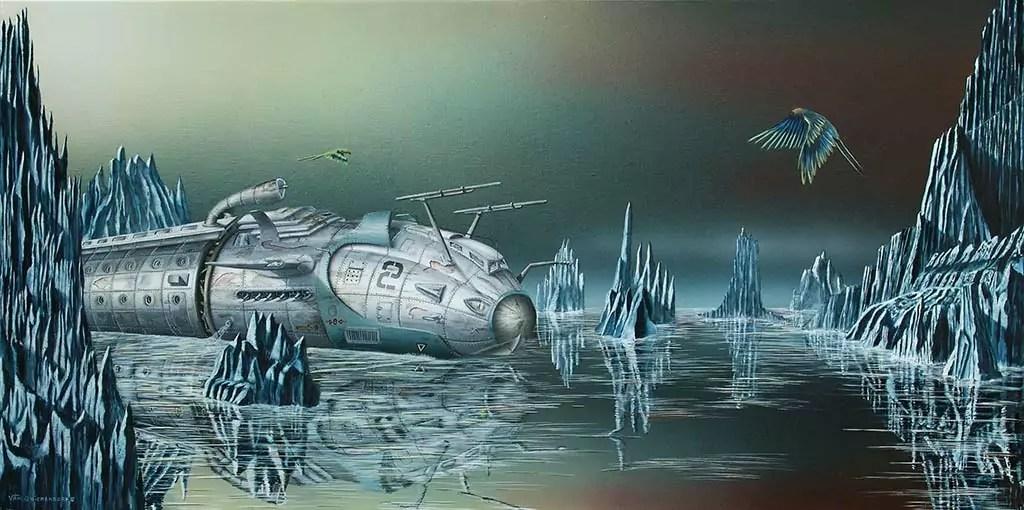 Van Quickenborne - La menace