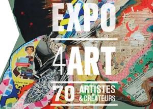 Galerie JPHT - expo 4 arts hall des blancs manteaux