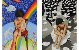 Christophe Stephan Durand Exposition L'Enfance