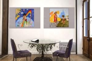 L'enfance – Exposition Stéphan Christophe Durand